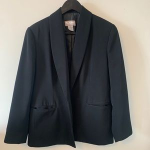 2/$18 TanJay / Black / Lined / Blazer